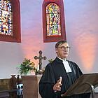 Was ist Wahrheit? fragte Kirchenpräsident Jung im ZDF-Fernsehgottsdienst aus Ingelheim