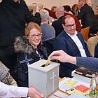 In geheimer Abstimmung votierten beide Dekanatssynoden über den künftigen gemeinsamen Sollstellenplan der Evangelischen Dekanate Dreieich und Rodgau.
