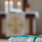 Gottesdienst mit Hygiene-Regeln
