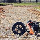 Kind ist mit dem Fahrrad gestürzt.
